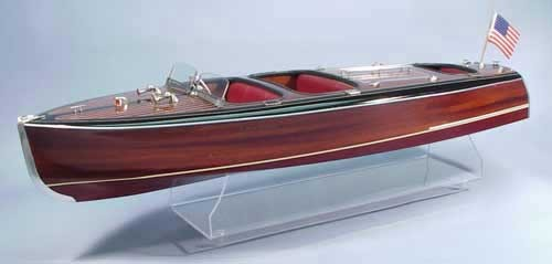 Chris Craft Triple Cockpit 1938