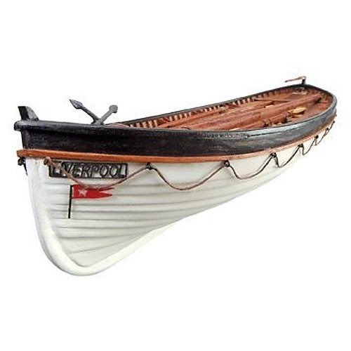 Rettungsboot Titanic