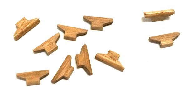 Klampen Holz 5x12mm