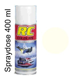 RC 12 antikweiß RC Colour 400 ml Spraydose