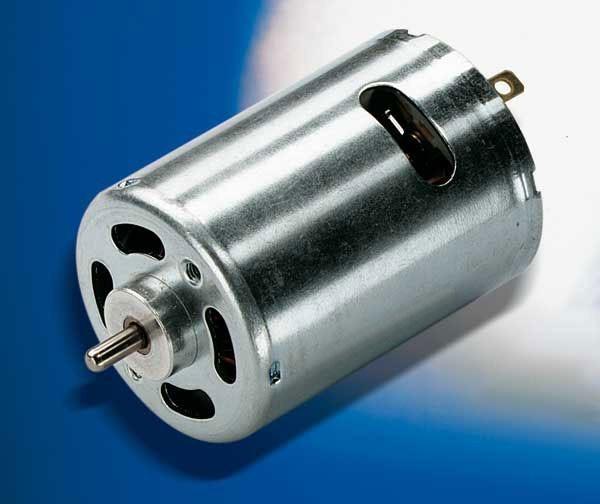 MAX Power 600 Elektromotor 12V