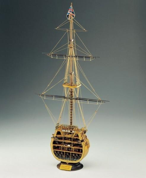 Segment HMS Victory-Grossmast