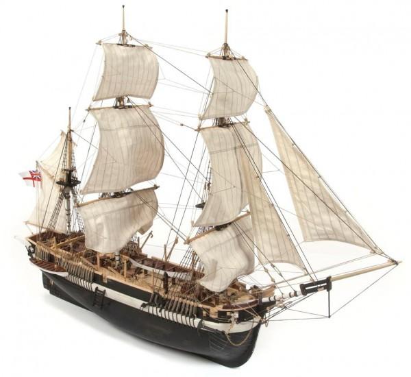 HMS Terror Model Ship Kit