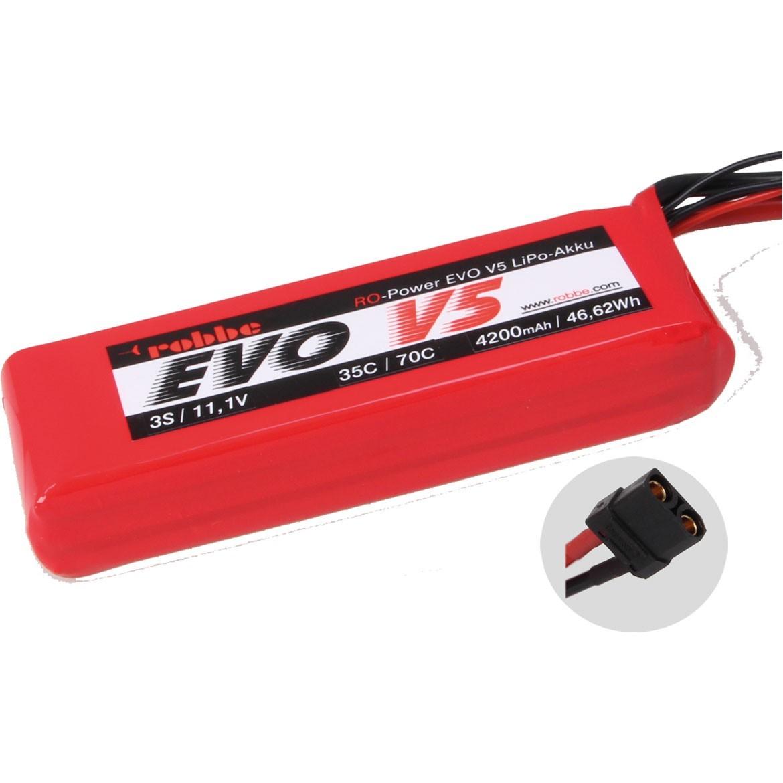 Ro Power EVO 5 3S 4200 mAh Lipo Akku