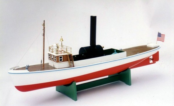 Steam boat SAITO T-1 KIT