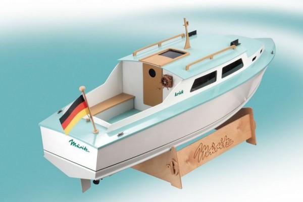 Müritz Kajütboot