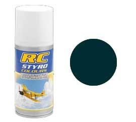 RC Styro 312 dunkelgrün 150 ml Spraydose