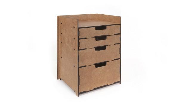 Schubladen Box