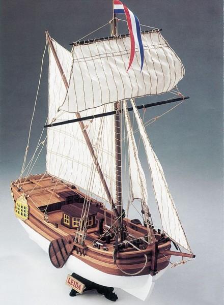 Fischerboot Leida