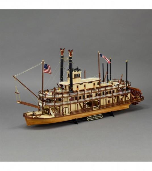 Dampfschiff King of Mississippi