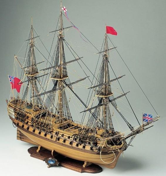 Linienschiff H.M.S. BELLONA