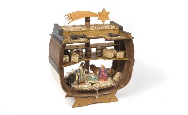 Nautische Weihnachtskrippe Bethlehem
