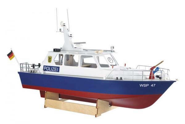 Polizeiboot WSP47 Baukasten