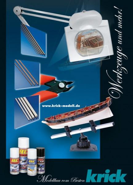 Katalog Werkzeuge und Material