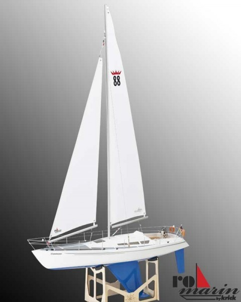 Sailing Yacht Comtesse Kit