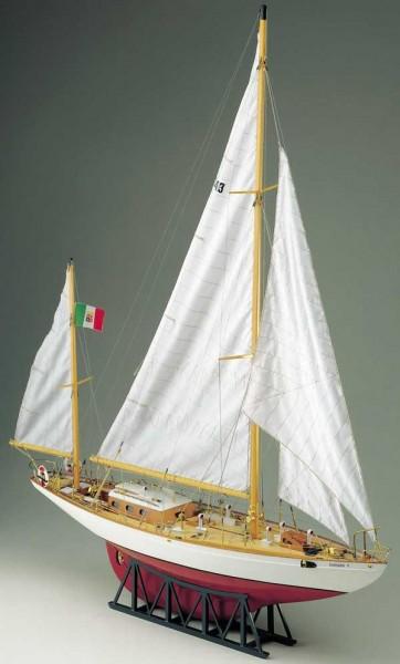 Hochsee Regatta Yacht Corsaro II