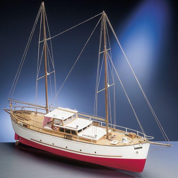 Motor Segelyacht Bruma