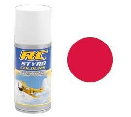 RC Styro 110 hellrot 150 ml Spraydose