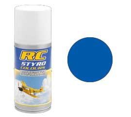 RC Styro 210 French blau 150 ml Spraydose