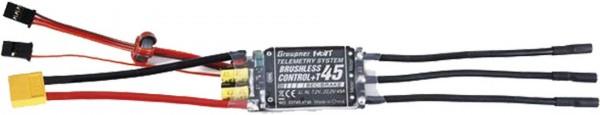 BRUSHLESS CONTROL+ T 45 BEC G2 XT-60
