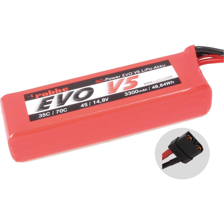 Ro Power EVO 5 4S 3300 mAh Lipo Akku