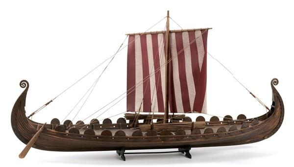 Wikingerschiff Oseberg
