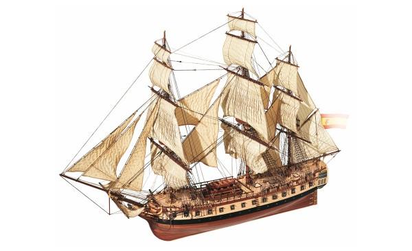 Fregatte Diana Schiffsmodell