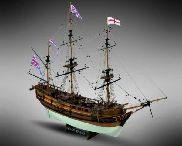 HMS Beagle Bausatz