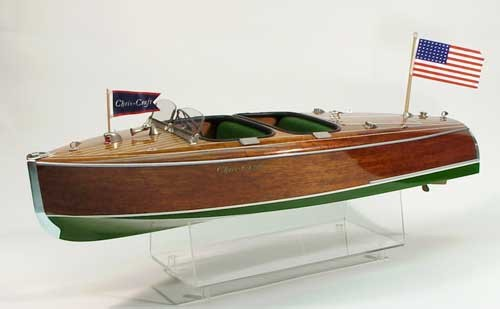 Chris Craft Barrelback 1940
