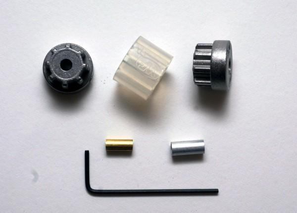 Hochlastkupplung 5 auf 5mm