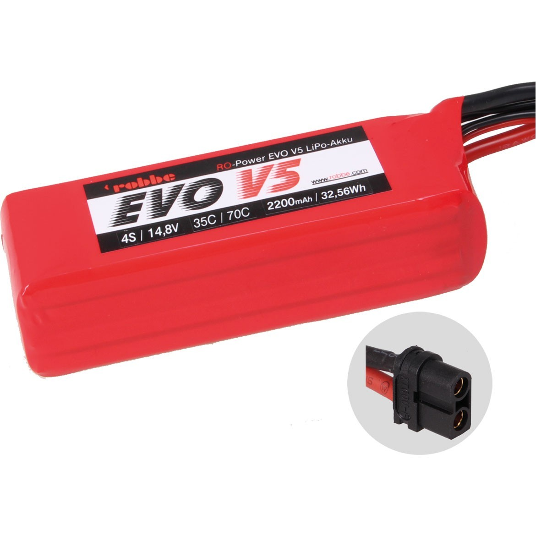 Ro Power EVO 5 4S 2200 mAh Lipo Akku