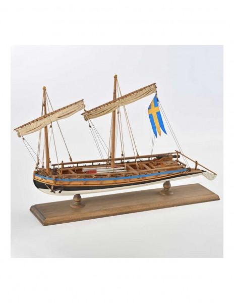 Schwedische Kanonenboot von 1775