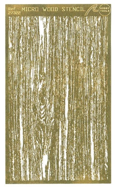 Airbrush Stencil Wood