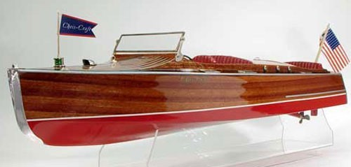 Chris Craft Runabout 1930