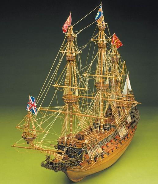 Flaggschiff Sovereign of the Seas