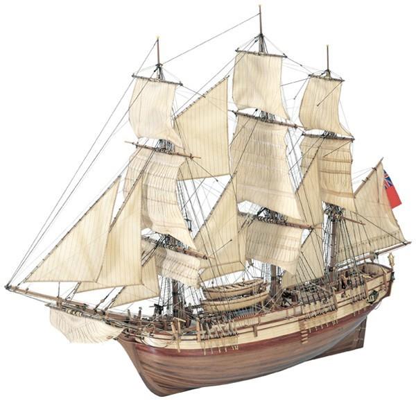 "Frigate ""H.M.S. Bounty"" Kit"