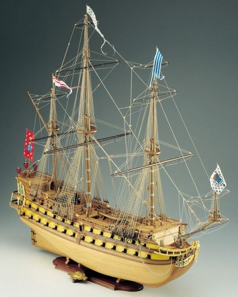 Admiralitätsschiff Le Mirage