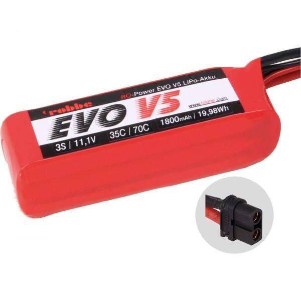 Ro Power EVO 5 3S 1800 mAh Lipo Akku