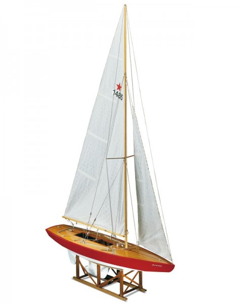 "Star Class Yacht ""Jenny"""