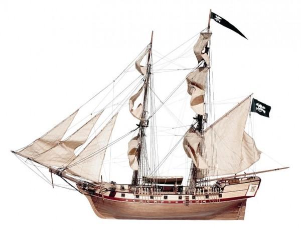 Brigantine Corsaire building Kit