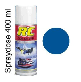 RC 50 blau RC Colour 400 ml Spraydose