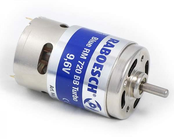 Elektromotor Blue RM-720 BB Turbo 9,6V