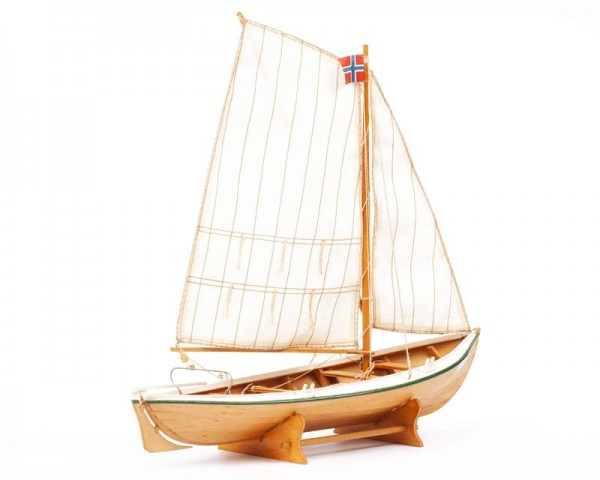 Segelboot TORBORG