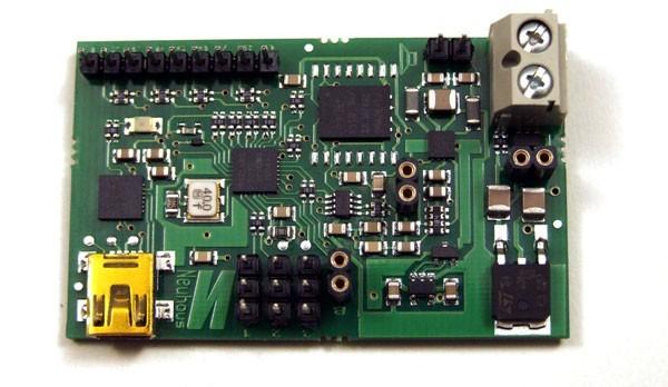 Soundmodul V8 Motor