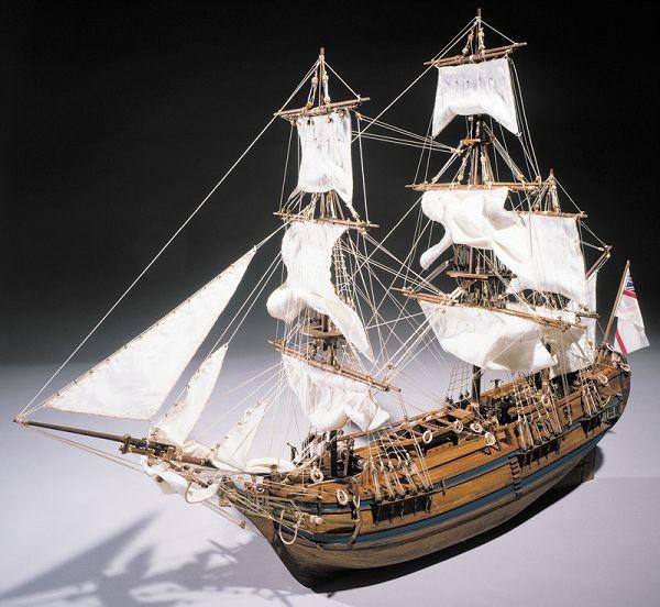 HMS Bounty M 1:60