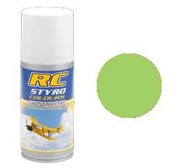 RC Styro 008 fluor grün 150 ml Spraydose