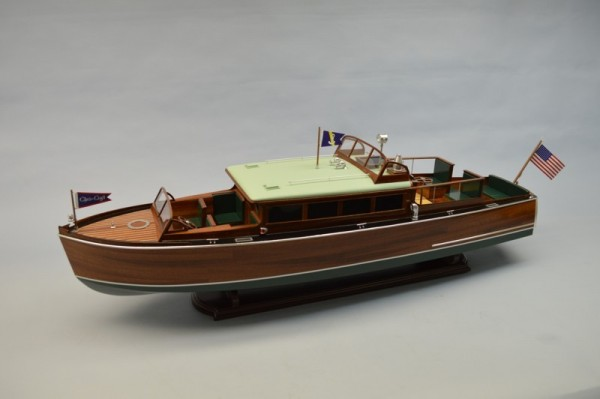 Chris Craft Commuter 1929 RC-Bausatz