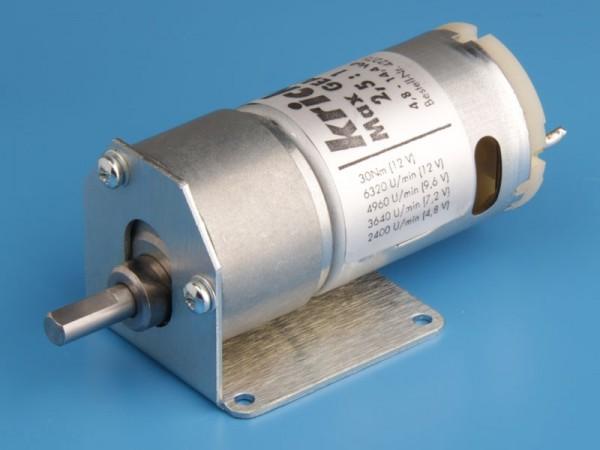 MAX GEAR Getriebemotor 2.5:1