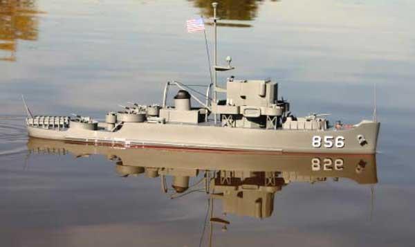 """A180 Patrouillen Boot """" USS Whitehall"""""""