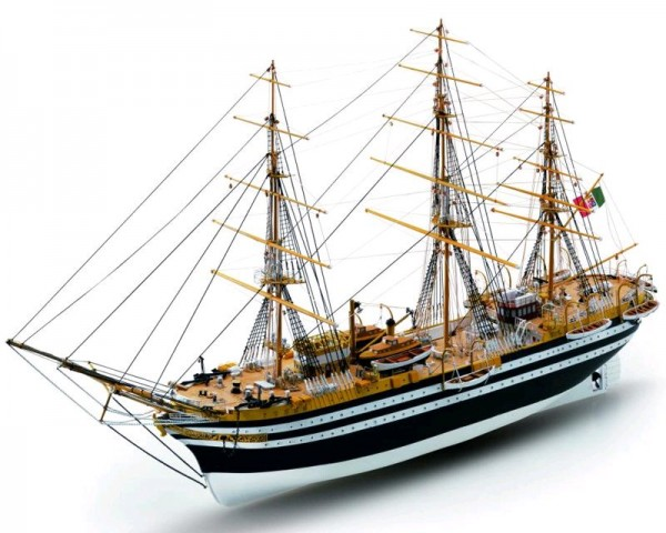 Schulschiff Amerigo Vespucci